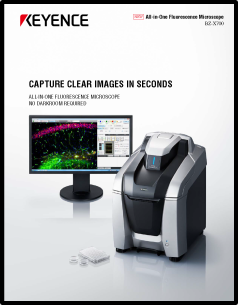 All-in-one Fluorescence Microscope