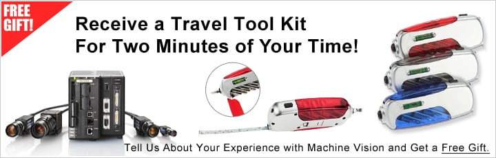 Receive a Travel Tool Kit For Two Minutes of Your Time!