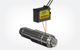 GV Series CMOS Laser Sensor features