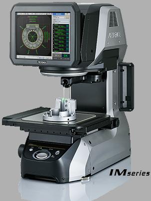 The Next Generation Optical Comparator Keyence America