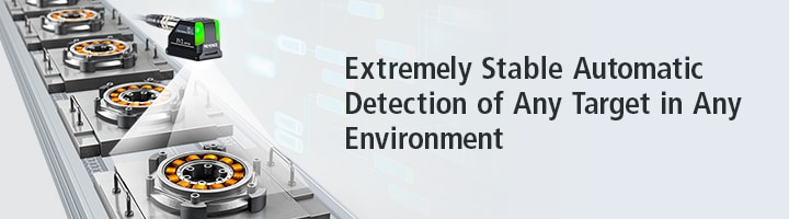 Extremely Stable Automatic Detection of Any Target in Any Environment