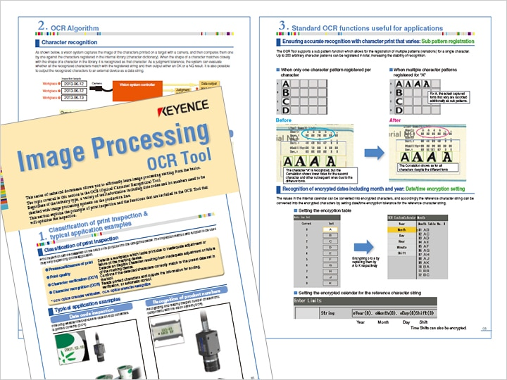 "Get the point! Image processing ""OCR"" (English)"