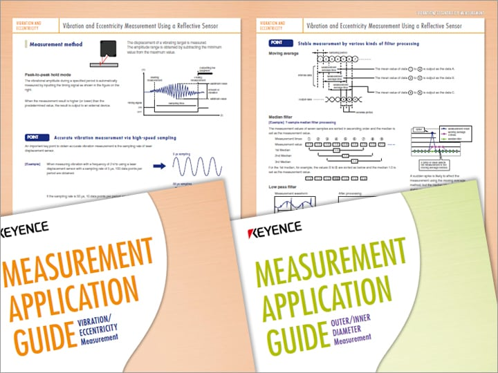 Measurement Guide by Application [Measurement of inner/outer diameter] (English)