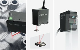 Ultra High-Speed/High-Accuracy Laser Displacement Sensor ...