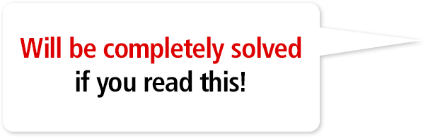 Will be completely solved if you read this!