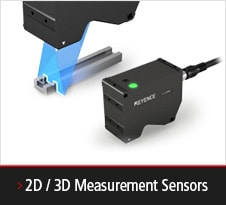 2D / 3D Measurement Sensors