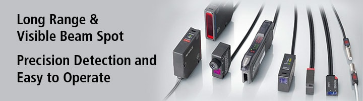 Reliable Laser Sensing Technology LV-NEO Series