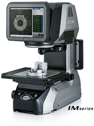 The Next Generation Optical Comparator Keyence America