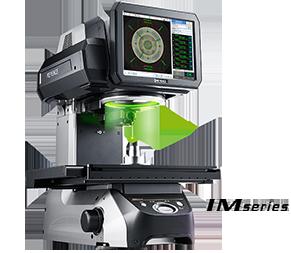 the next generation optical comparator image dimension measurement
