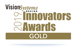 Vision Systems Design 2019 Innovators Awards GOLD