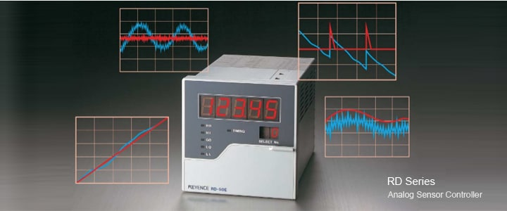 RD Series multi-point digital linearizer controller