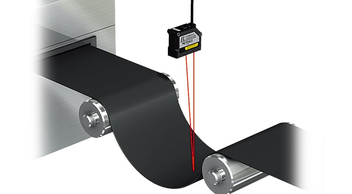 Height Control of a Steel Sheet