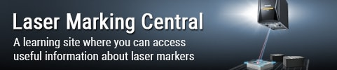 Marking Central A learning site where you can access useful information about laser markers