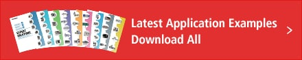 Latest Application Examples Download All