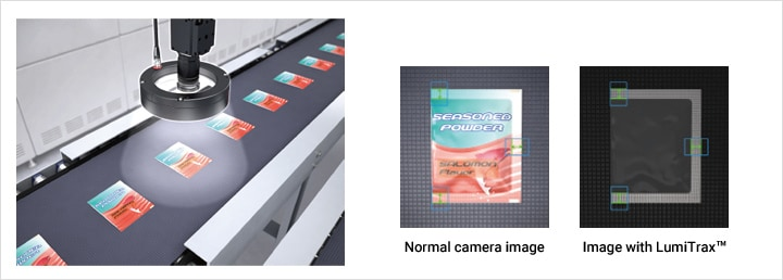 Vision Examples in the Food and Pharmaceutical Industries