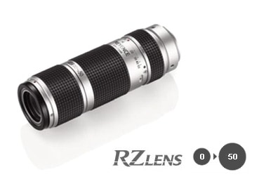 VH-Z00R/W: High-performance low-range zoom lens