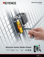 GS Series Safety Interlock Switches Catalog