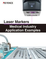 Laser Markers Medical Industry Application Examples