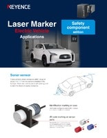 Laser Marker Electric Vehicle Applications [Safety component edition]