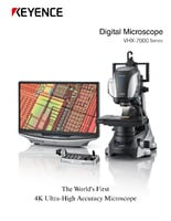 VHX-7000 Series Digital Microscope Catalog