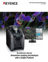 BZ-X Series All-in-one Fluorescence Microscope Catalog
