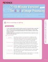 10-Minute Version! The A to Z of Image Processing Vol.3
