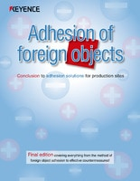 Adhesion of foreign objects: Conclusion to adhesion solutions for production sites