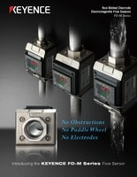 FD-M Series Non-Wetted Electrode Electromagnetic Flow Sensors Catalog