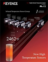FT Series Digital Infrared Temperature Sensor Catalog