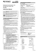 N-R4 Instruction Manual (English)