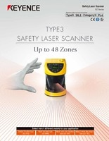 Safety Laser Scanner Sz Series Keyence America