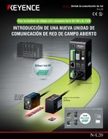 N-L20 Network Communication Unit Catalog