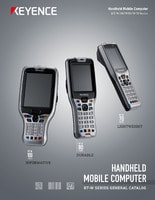 BT-W100/W80/W70 Series Handheld Mobile Computer General Catalog