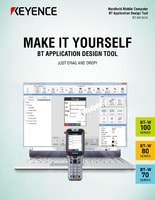 BT-H1A Handheld Mobile Computer BT Application Design Tool Catalog
