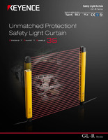 GL-R Series Safety Light Curtain Catalog