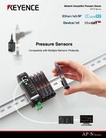 AP-N Series Network Compatible Pressure Sensor Catalog