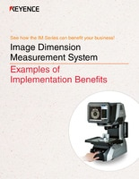 IM Series Instant Measurement System: Benefits of Implementation Examples