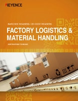 Barcode Readers/2D Code Readers [Factory Logistics & Material Handling]