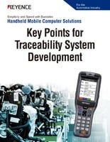 Handheld Mobile Computer: Key Points forTracability System Development