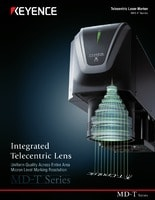 MD-T Series Telecentric Green Laser Marker Catalog