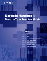 Barcode Handbook Barcode Type Selection Guide