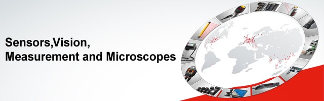 Sensors, Vision, Measurement and Microscopes