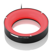 CA-DRR13M - Red Round Multi-angle Light 130-86