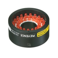 CA-DRR4F - Red Ring Light (Direct, Flat type) 43-15