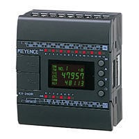 KV-24AR - Base unit, AC type, 16 Inputs and 8 Relay Outputs