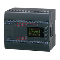 KV-40AR - Base unit, AC type, 24 Inputs and 16 Relay Outputs