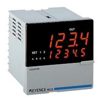 RC2-21V - LCD Display Electronic Preset Counter