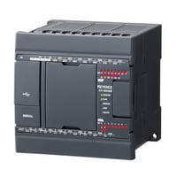 KV-N24AR - Base Unit, AC power supply type Input(14 Points)/Output(10 Points) Relay Outputs
