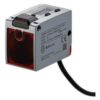 LR-TB5000CL - Detection distance 5 m, Cable with connector M12, Laser Class 1