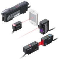Ultra-small Digital Laser Sensor - LV-S series | KEYENCE America